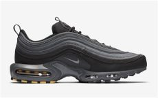 air max 97 plus black reflective nike air max plus 97 black reflective cd7859 001 release date sbd
