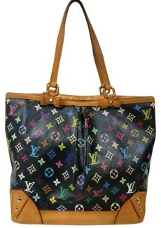 louis vuitton multicolor bags for sale louis vuitton monogram multicolor sharleen gm black tote bag on sale 36 totes on sale