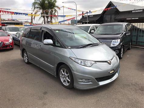 2006 toyota estima wagon kenstyle fair price auto