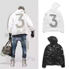 yeezy jacke preis kanye west yeezy 3 yeezus tour jackets 2015 new fashion white black colors windbreaker
