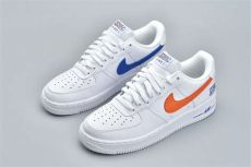 buy nike air force buy nike air 1 low hs quot nyc quot white blue orange
