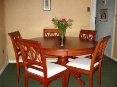 comedores de madera modernos precios comedor redondo de 6 sillas de madera decoracion