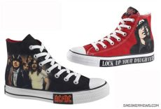 ac dc chuck taylor converse converse chuck ac dc pack june 09 sneakernews