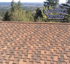 kinds of roof shingles caldwell s roofing discusses asphalt roof shingle types
