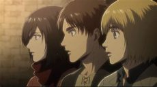 attack on titan season 3 episode 12 review of the battle to retake the wall - Attack On Titan Season 3 Episode 12 Dailymotion
