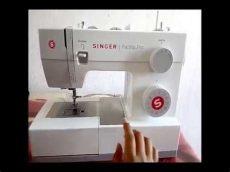 maquina de coser singer facilita pro 5523 como aceitar m 225 quina de coser singer facilita pro 5523 paso a paso
