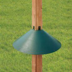 4x4 post squirrel baffle woodlink metal wrap around bird feeder squirrel baffle guard for 4x4 pole post 715038399681 ebay