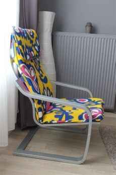 poang chair cover diy 6 ikea poang chair uses and 22 awesome hacks digsdigs