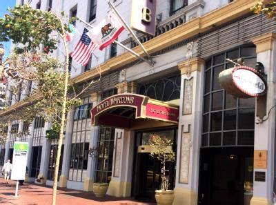 hotel whitcomb san francisco ca booking