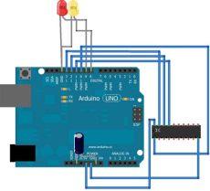 attiny2313 arduino arduino attiny2313 programming shield use arduino for projects