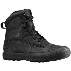 nike acg woodside ii s casual shoes black black black black - Nike Acg Woodside 2 Mens Boots