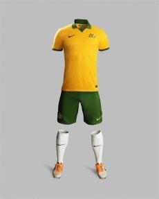 nike football kits for teams nike football unveils 2014 australia national team kit nike news