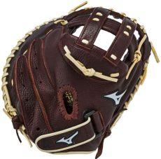 fastpitch catchers mitt reviews 34 inch mizuno franchise series gxs90f1 fastpitch softball catcher s mitt