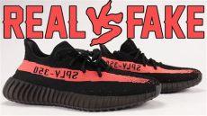 yeezy black red legit check real vs adidas yeezy boost 350 v2 black legit check