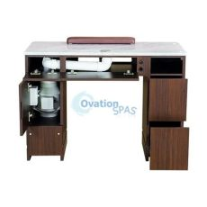 manicure table with ventilation nail table with ventilation system
