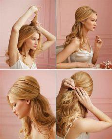 rosmarinol haare selber machen abendfrisuren selber machen 46 tipps und tricks