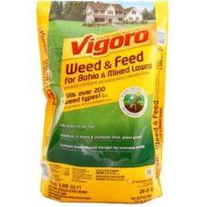 vigoro bahia weed and feed vigoro 16 5 lb 5 000 sq ft and feed for bahia and mixed lawns