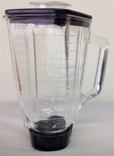 vaso para licuadora oster de vidrio vaso vidrio licuadora base tapa oster originales 58 000 en mercado libre
