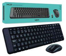 teclado mouse inalambrico logitech mk220 lellinsumos - Teclado Inalambrico Logitech