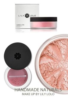lily lolo doll face blush mineral blush powder by doll new packaging mineral make up