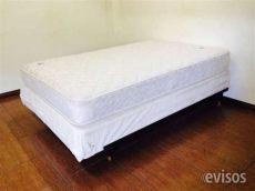 vendo colchon king size usado vendo cama y colch 243 n king size 2x1 80m en desarados muebles 115248