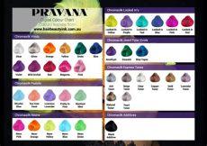 pravana chromasilk vivids pastels neons lockedi ns hair ink - Pravana Chromasilk Vivids Color Chart
