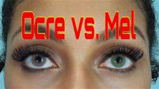 solotica lens ocre vs mel comparison 2015 new opacity hidrocor - Solotica Hidrocor Mel Vs Ocre