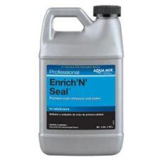 aqua mix enrich n seal gallon custom building products aqua mix enrich n seal 1 2 gal penetrating sealer ameshg at the home