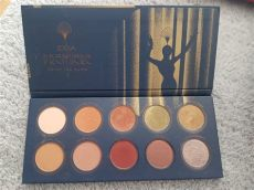 zoeva premiere eyeshadow palette swatches zoeva premiere eyeshadow palette review and swatches