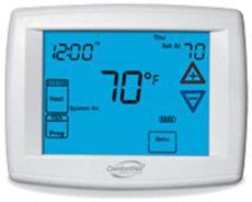 comfortnet thermostat ctk01 amana comfortnet ctk01