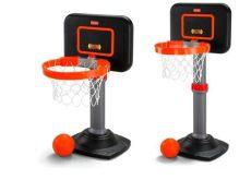 canasta de basquetbol para ninos fisher price fisher price set de baloncesto infantil grow 2 pro 1 100 00 en mercado libre