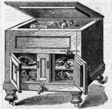 who invented the refrigerator it all - Primeros Refrigeradores Caseros