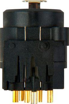 c bzn100l2gk neutrik ncj9fi s combo 3 pin xlrf 1 4 inch w switching normalling solder cups