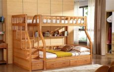 camas literas para ninos de madera 1000 images about dormitorios mixtos on wood beds kid and alibaba