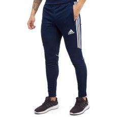 adidas track bottoms mens adidas cage tracksuit bottoms mens blue slim fit track large ebay