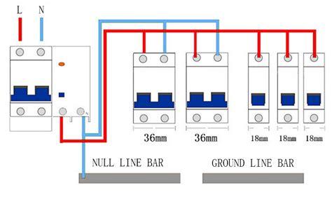 single phase mcb elcb rccb rcd 3 pole