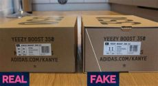 yeezy boost 350 shoe box 9 ways to spot a pair of yeezy boost 350 s capital xtra