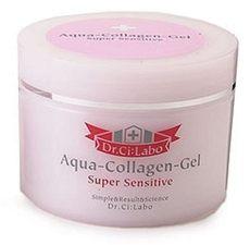 dr ci labo aqua collagen gel review reviews dr ci labo aqua collagen gel sensitive 4 23oz 120g quevedosfwsfd