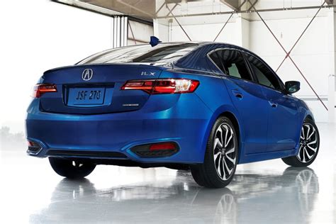 2018 acura ilx adds budget spec package raises