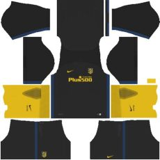 atletico madrid kits logo 2018 2019 league soccer - Dls 18 Kits Atletico De Madrid