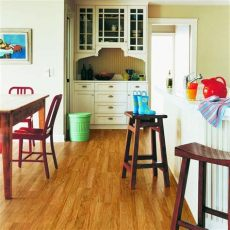 laminate flooring with attached underlayment home depot pergo xp sedona oak 10 mm thick x 7 5 8 in wide x 47 5 8 in length laminate flooring 648 sq