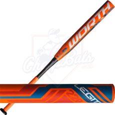 2016 worth legit resmondo 2016 worth resmondo legit 220 slowpitch softball bat maxload usssa sbl22m