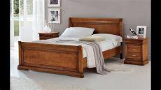 camas matrimoniales de madera sencillas camas de madera