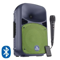 bocinas portatiles bluetooth steren bocina inalambrica steren baf 0820bt con conexion bluetooth color negro pedidos