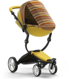 mima xari complete stroller limited edition yellow - How Much Is A Mima Stroller In South Africa