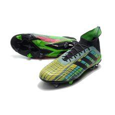 tacos adidas botines de futbol adidas tacos de futbol predator 18 1 fg mezclar colores verde negro amarillo