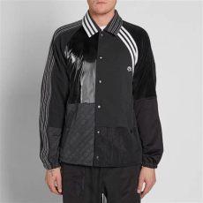 adidas x alexander wang jacket adidas x wang patch jacket black end