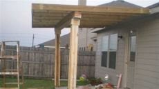 how to build a porch attached to a house how to build a patio cover must