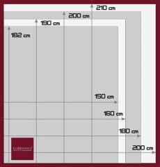 medidas de un colchon king size en centimetros colchones de medidas especiales de colchones