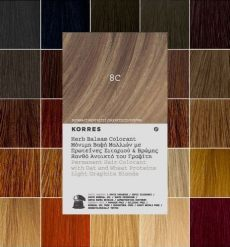 korres hair dye korres herb balsam ammonia free permanent hair color is back korres ammonia free herb balsam